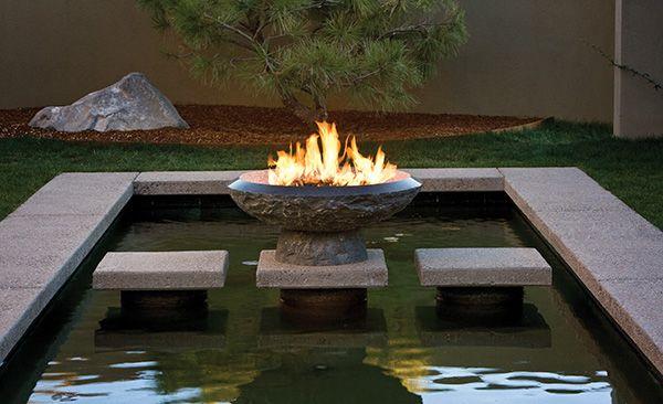 Granite Fire Pit