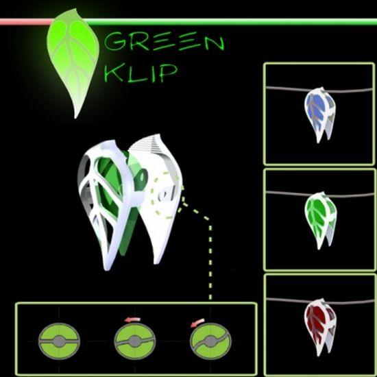 green clip1