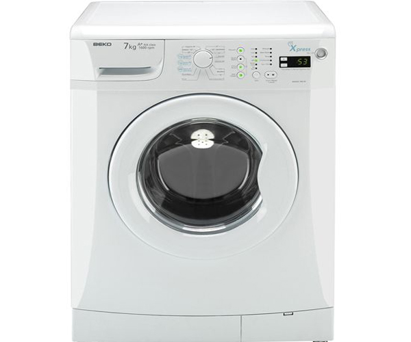 green washing machine
