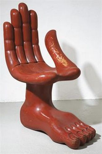 Superior Hand Foot Chair
