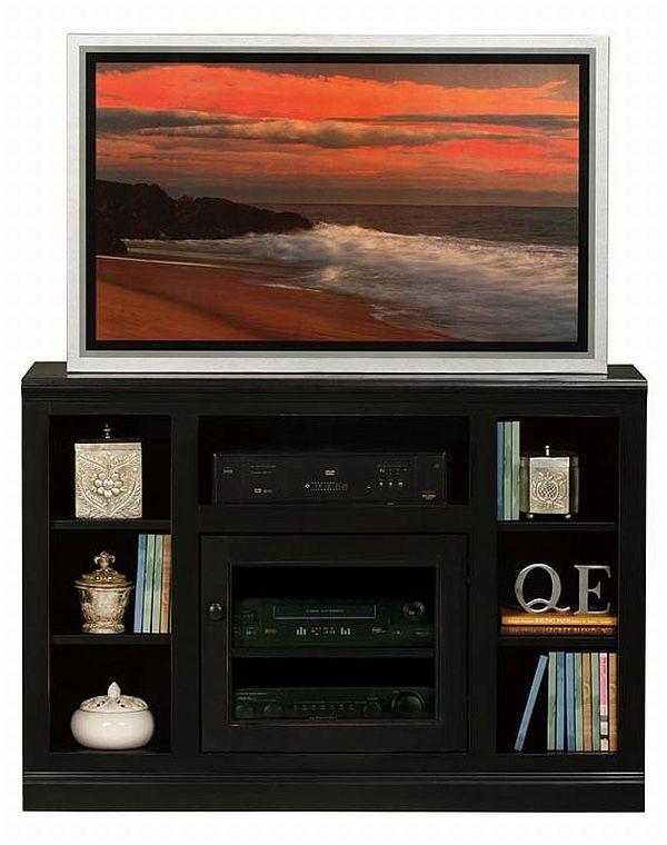 Hardwood TV Stand