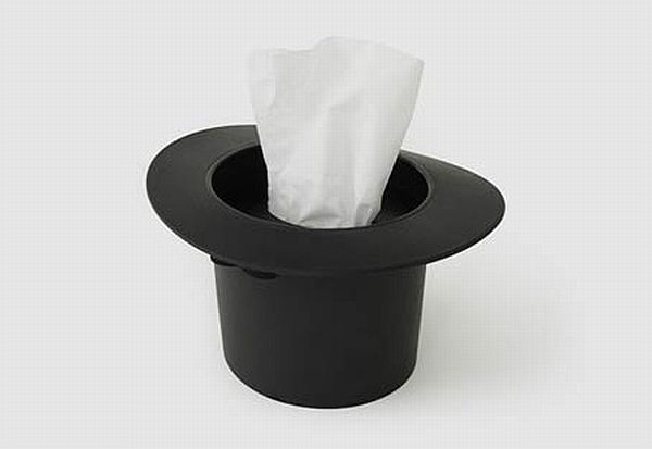 Hat Tissue Dispenser