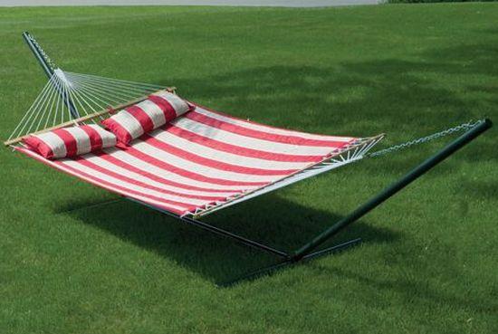 heated hammock