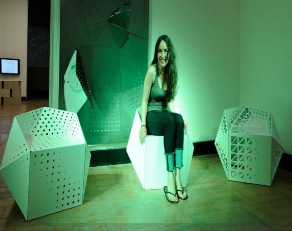 Hedronic Chairs by anOtherArchitect