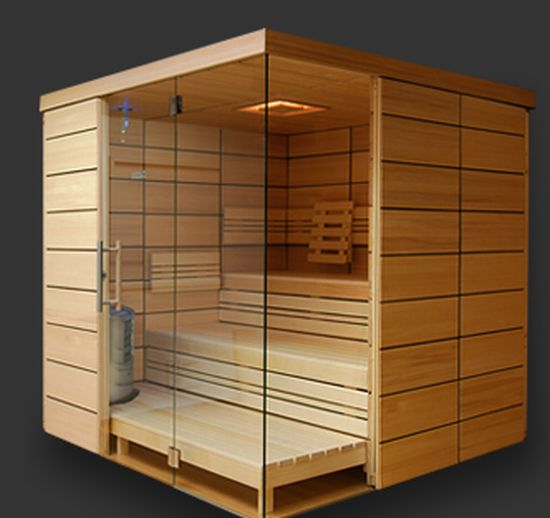 Helo Launches New Sauna Cabins And Steam Rooms - Hometone - Home
