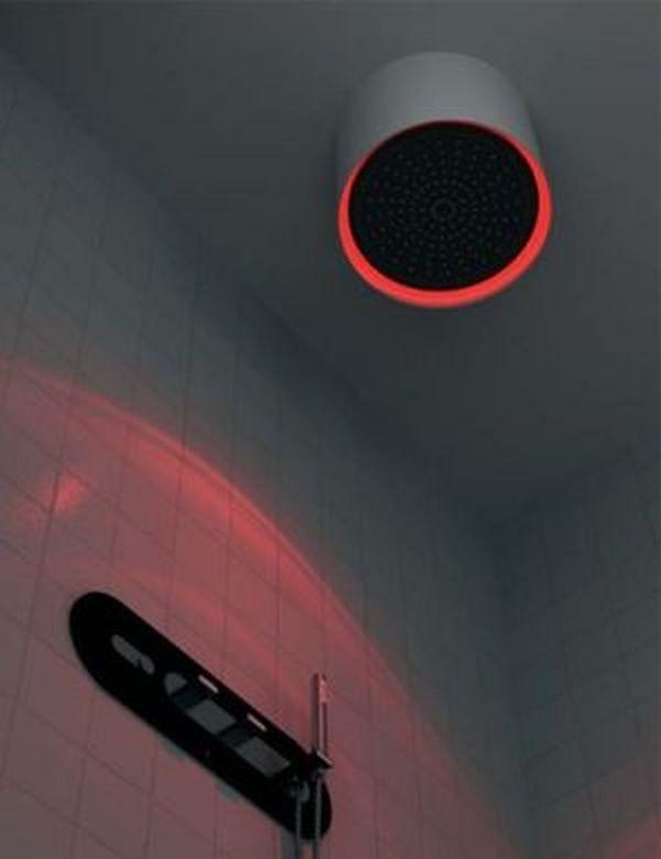 hidrobox zenith circle showerhead