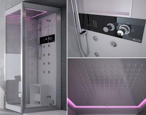 High tech Shower