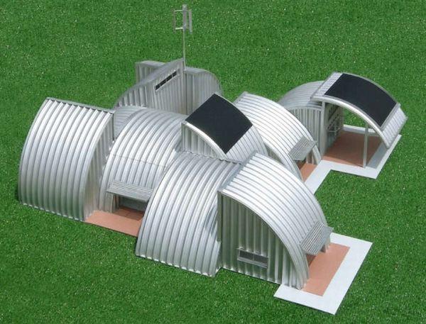 Metal fx steel buildings