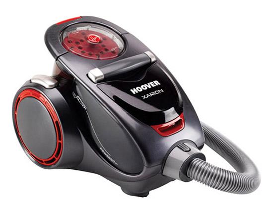 hoover xarion tav1620 bagless vacuum cleaner thumb