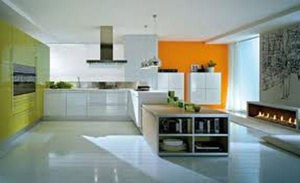 How you can turn your spacious kitchen into an island