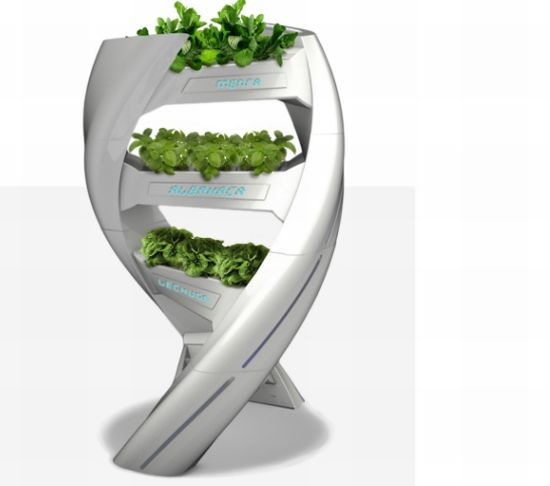 Hydro G modular hydroponic system easily turns as big as ...
