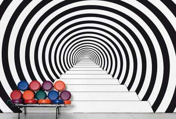 Hypnotic Wall Decor