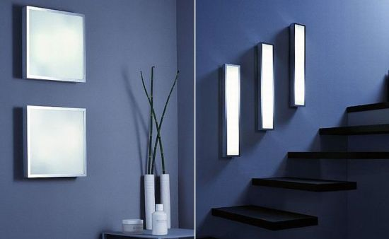 illuminate your walls with solitary light modules