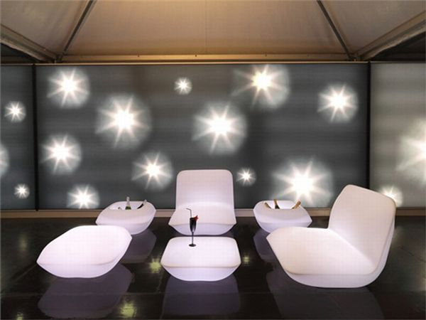 Light Up Garden Sofa Catosfera Net