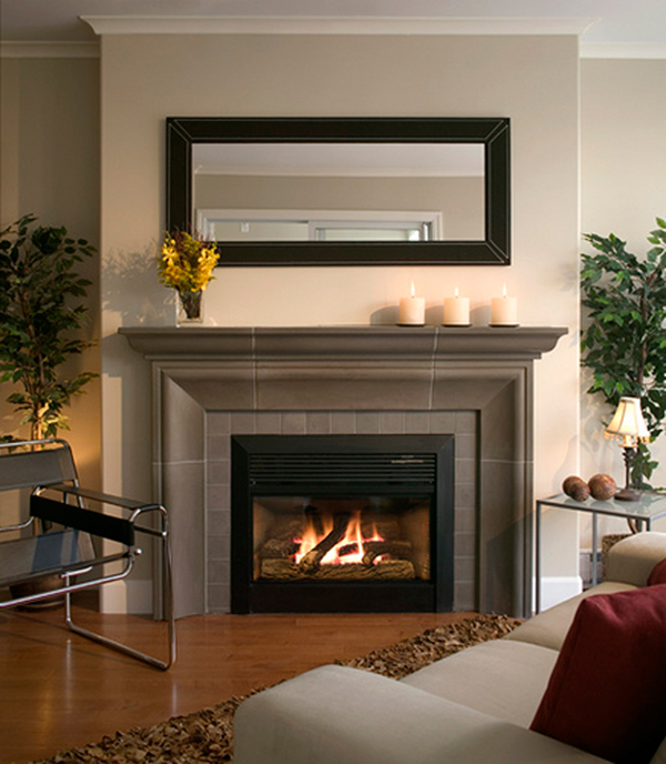fireplace ideas for modern homes hometone