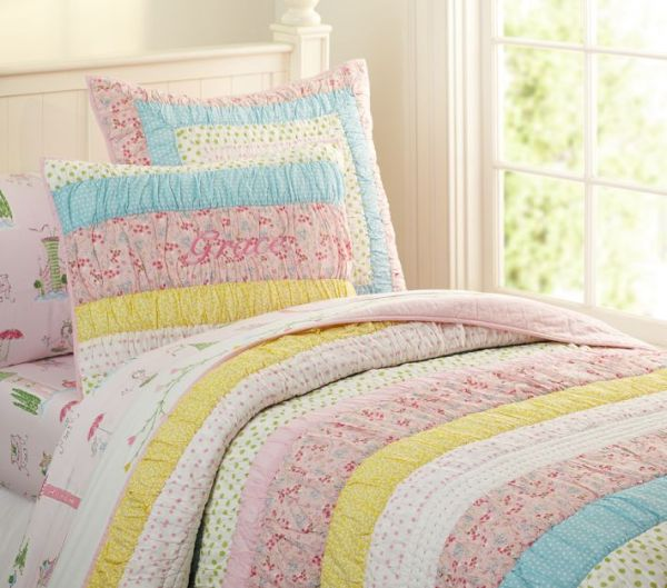 Pottery barn bedding for girls - Hometone - Home ...