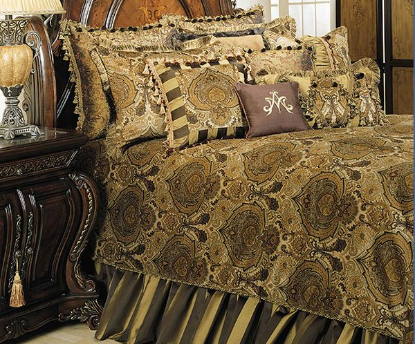 Luxury Bedding Sets | Modern World Decorating Ideas