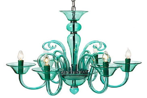 Cheap chandeliers hometone home automation and smart home guide calais chandelier aquamarine aloadofball