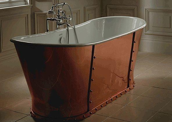 Cast iron bathtubs - Hometone - Home Automation and Smart Home Guide