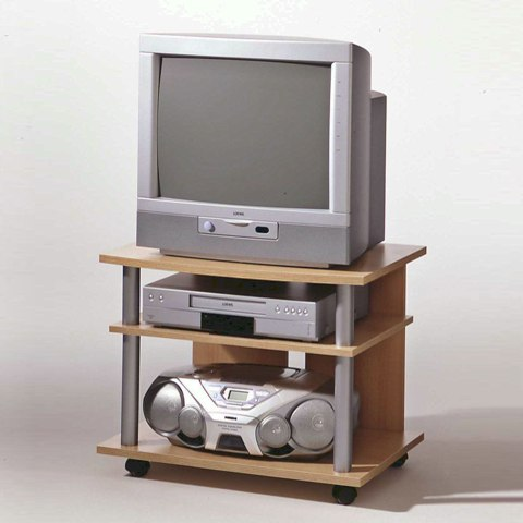 Cheap tv stands which still look great hometone home for Petite table tv