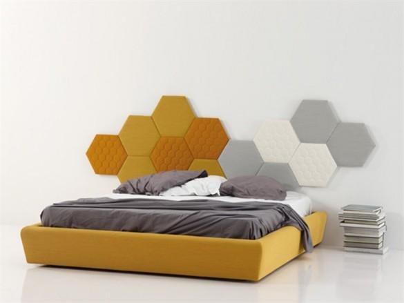 unique headboards for modern bedrooms hometone. Black Bedroom Furniture Sets. Home Design Ideas