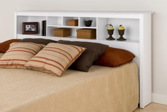 Bedroom storage ideas hometone home automation and for Bedhead storage ideas