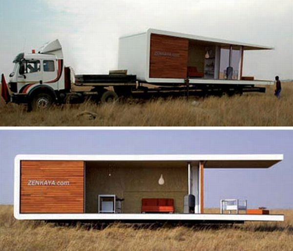 amazing portable homes to tackle the space crisis hometone home