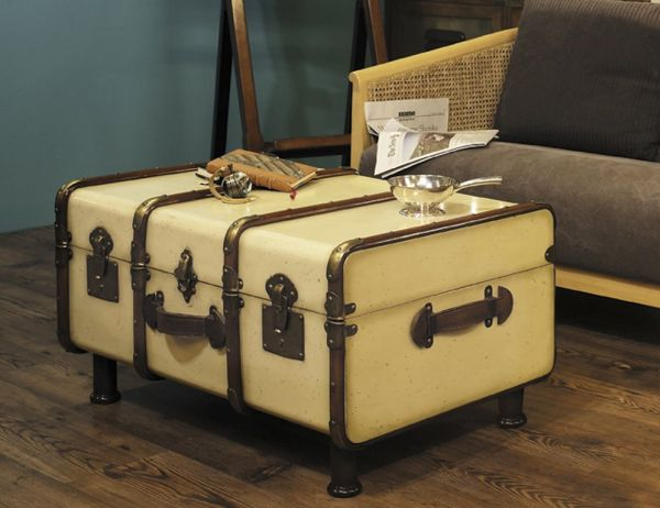 Trunk coffee table - Hometone - Home Automation and Smart ...