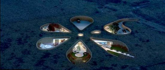 Coolest House In The World 2015 i m world: coolest underground homes