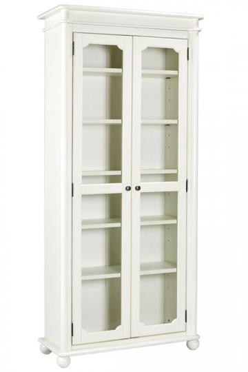 White Bookcases Hometone