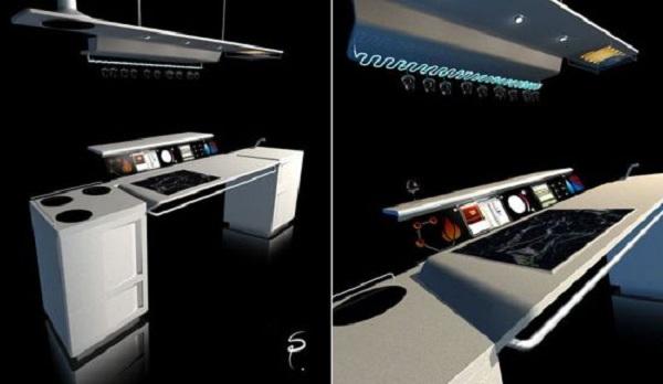 Smart kitchen concepts for futuristic homes - Hometone ...