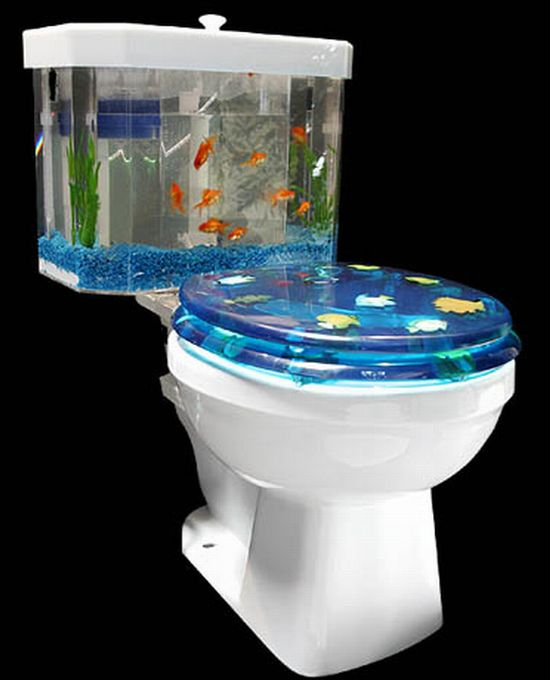 Unusual and creative fish tanks - Hometone - Home Automation and ...