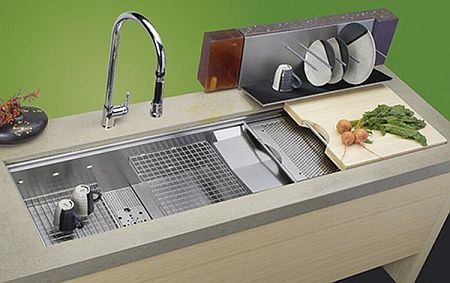 Charming Cascade Sink Design From Elkay