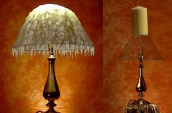 impossible lamp