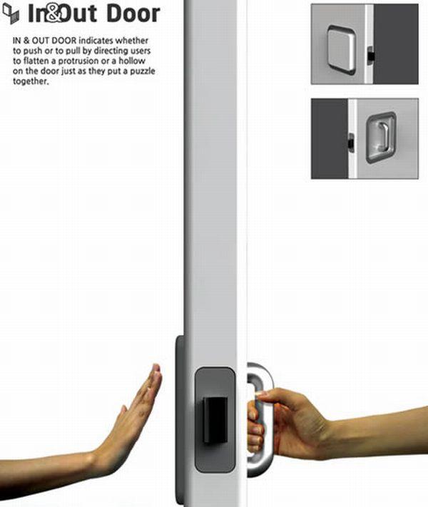 In & Out Door