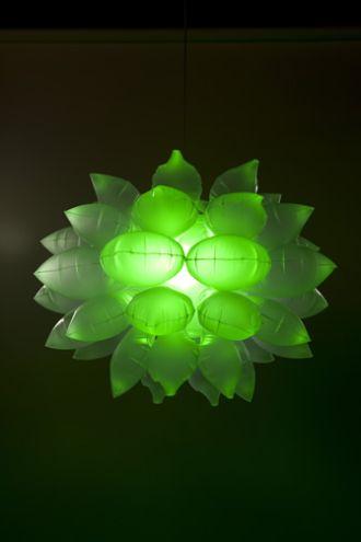 inflatable chandelier