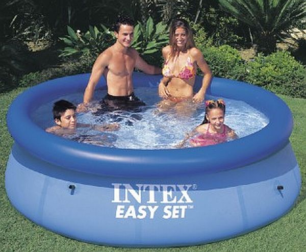 inflatable swimming pond