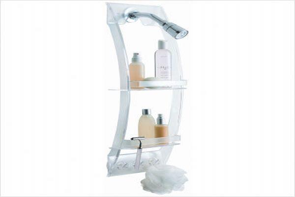 InterDesign Grand Arc Shower Caddy