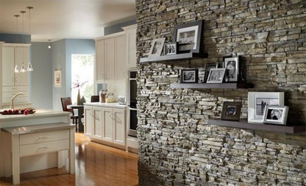 interior stone wall decorating ideas 4