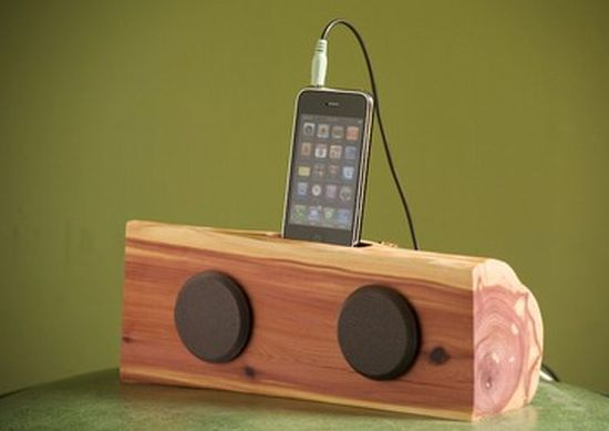 iphone ipod docking station with speakers1