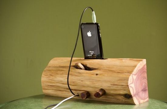 iphone ipod docking station with speakers3