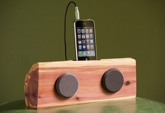 iphone ipod docking station with speakers4