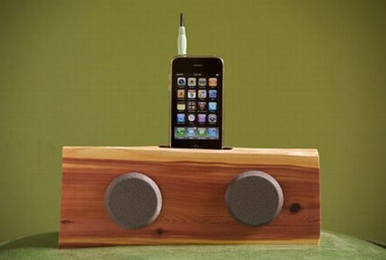 iphone ipod docking station with speakers