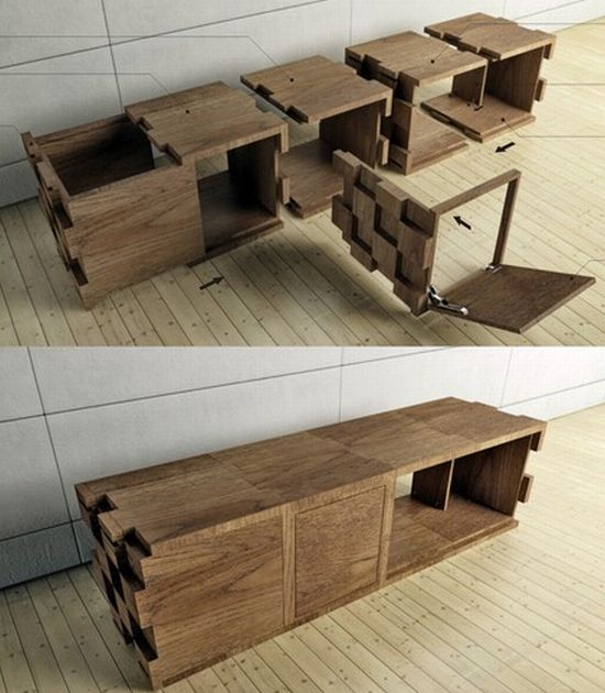 iqubic furniture system 3