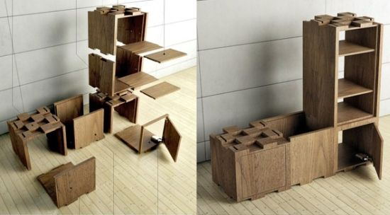 iqubic furniture system 5