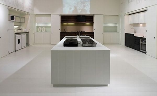 Exclusive kitchen cabinet designs hometone home automation and smart home guide - Italian kitchen cabinet ...
