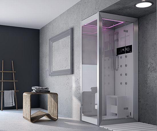 jacuzzi frame shower