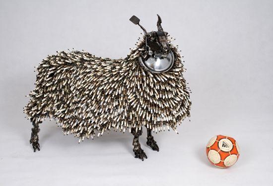 james corbett sculpture