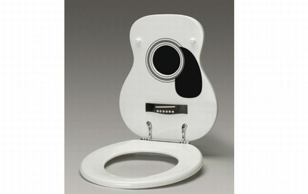 Jammin's Johns toilet seats