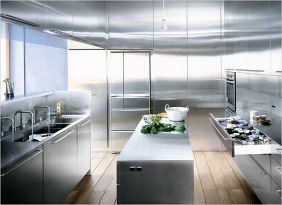 japanese metal kitchen